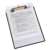 COS Marbig Clearview Insertable Clipboard