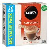 COS Nescafe Cappucino Instant Sachets 12.5g