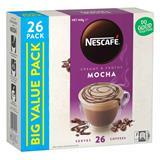 COS Nescafe Mocha Instant Coffee Sachets 18g