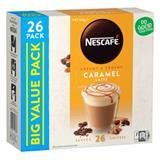 COS Nescafe Caramel Coffee Sachets 17g