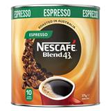COS Nescafe Espresso Instant Coffee Tin 375g