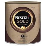 COS Nescafe Gold Instant Coffee Tin 400g