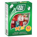 CONF1310 Tic Tac Minis Assorted Flavours 211g