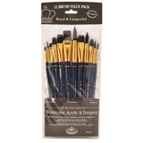 COS Royal & Langnickel Soft Brush Set