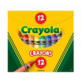 CRAY2022 Crayola Wax Crayons - Small Pack