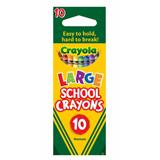 CRAY2029 Crayola Large School Crayons