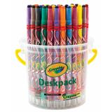 CRAY2030 Crayola Twistable Deskpack Crayons