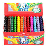 COS Faber-Castell Chublet Crayons Classpack