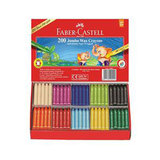 COS Faber Castell Wax Crayons Set