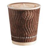 COS CCAB Indigenous Print Paper Cup 12oz