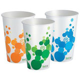 COS BioCup Single Wall Paper Cup 12oz