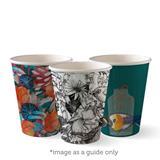 COS Biopak Double Wall Art Paper Cup 270ml