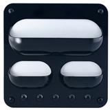 COS Bantex Storage Pod Set 1 Wide+ 2 Pockets