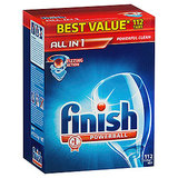 DISH1377 Finish Powerball All-in-One Tablets