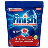 COS Finish Max in 1 Tablets Lemon Pkt27