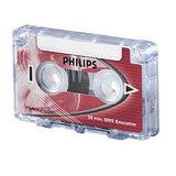 DISK7000 Philips Mini Dictate Cassette 30min
