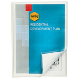 COS Flic File Display Book A4 10P Insert Cvr