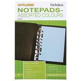 COS Desk Organiser Refill Colour Notepad