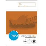 COS Tudor Student 250X175mm 6mm DBL/RL 32 Pg