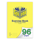 COS Spirax Exercise Book A4 14mm DT 96 Pg