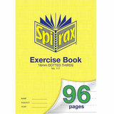 COS Spirax Exercise Book A4 18mm DT 96 Pg