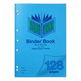 EXER8303 Spirax PP Binder Book P120 A4 8mm 128 Pg