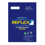 Exercise Book A4 8mm Single 96 Pg