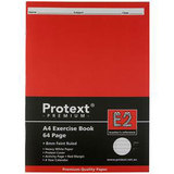 COS Protext Prem Exercise Book A4 8mm 64 Pg