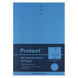 COS Protext Exercise Book  A4 Qld  Yr1 48 Pg