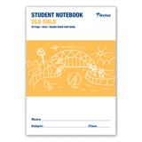 EXER9216 Writer NSW Notebook 4mm D/R 32Pg