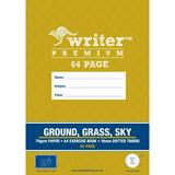 COS Writer Exercise Book A4 18m DT 64 Pg