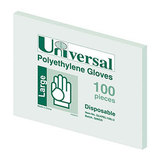 COS Universal Poly Powder Free Gloves Large
