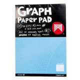 COS Micador Graph Pad A3 1mm Grid 25 Leaf