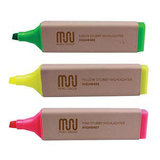 HIGH8408 Muru Stubby Recycled Highlighter