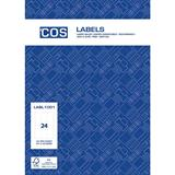 COS Multi-Use Labels L7159GU 24 / Sheet