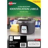 COS Avery Ultra Heavy Duty Labels L7911 48Up