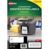 COS Avery Ultra Heavy Duty Labels L7913 12Up