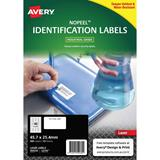 COS Avery No Peel Labels L6145 40Up
