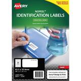 COS Avery No Peel Labels L6146 24Up