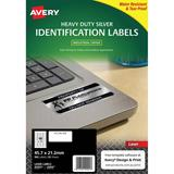 COS Avery Laser Labels L6009 48/ Sheet HD
