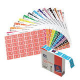 LABL9300A Avery Lateral Filing Labels Alpha *A*