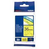 LBGN2007 Brother TZE Label Tape 36mm x 8m