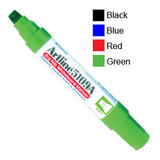 MARK3984 Artline 5109A W/Brd Chis Marker 10mm Blu
