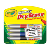 COS Visi-Max Whiteboard Marker Chisel