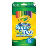 MARK8104 Crayola Super Tips Medium Markers