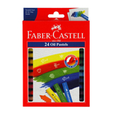 CRAY2512 Faber Castell Oil Pastels