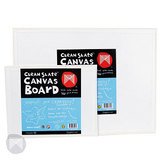 COS Micador Clean Slate Canvas Board 6 x 8in