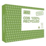 PAPE9238 COS A4 80gsm 100% Recycled Copy Paper