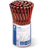 PENC2287 Staedtler Triangular Jumbo 2B Pencil