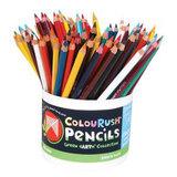 COS Micador ColourRush Green Earth Pencil